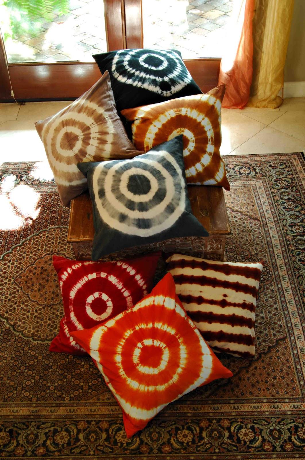 Tie+dye+pillows