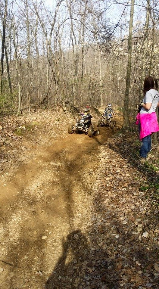 Madison Sheville at CRA harescramble at Lighting raceway 5th on Drr drx 90 #DRR #DRRracing #DRRUSA , yellow, black, DRR,DRX, 90,Harescramble,Lightning, Madison,Girls,Racing,XC