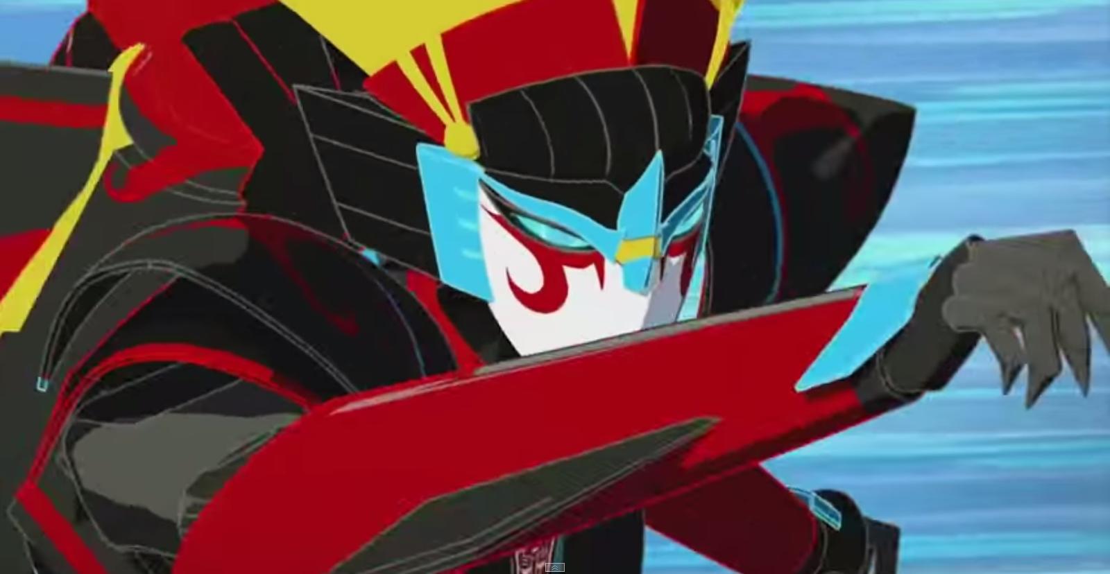 Windblade la nuova Autobot