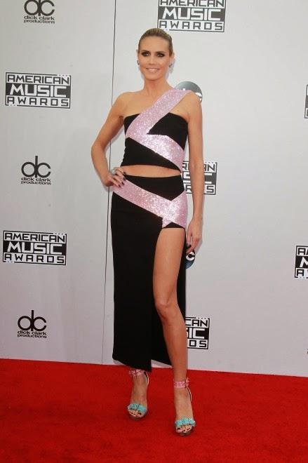 AMA Worst Dressed List Heidi, Nicki, bLEONA