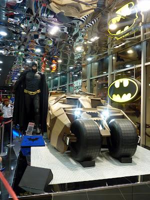 Tienda Batman