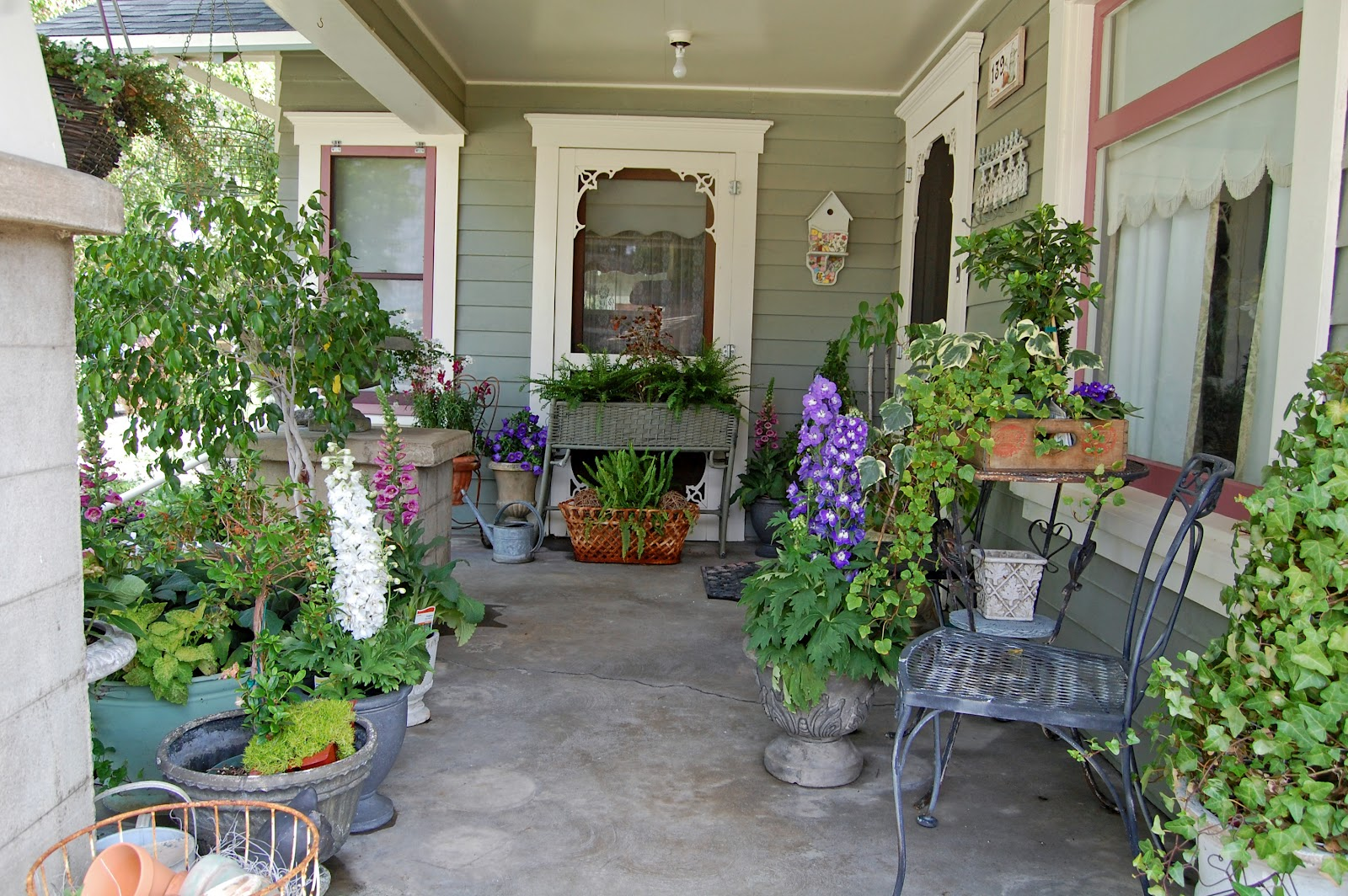 My Painted Garden Cottage Garden Tour