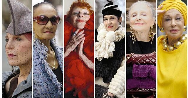 映画 アドバンスト・スタイル そのファッションが、人生