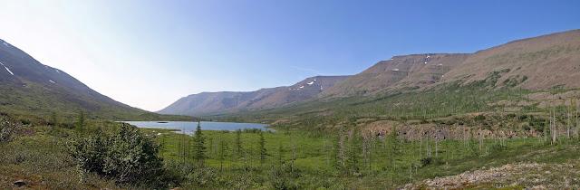 Taimyr-Poxod-Glubokoe-Kyltellar-Bugar-Ekekoy-озеро Бугар