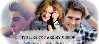 It's like you're my mirror!♥ [Jackson Guthy fanfiction]