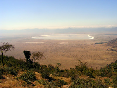 Ngorongoro crater, the cradle of life, Tanzania, africa by JoseeMM