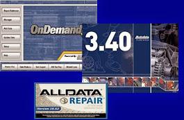 AllData + Mitchell Ondemand + AutoData