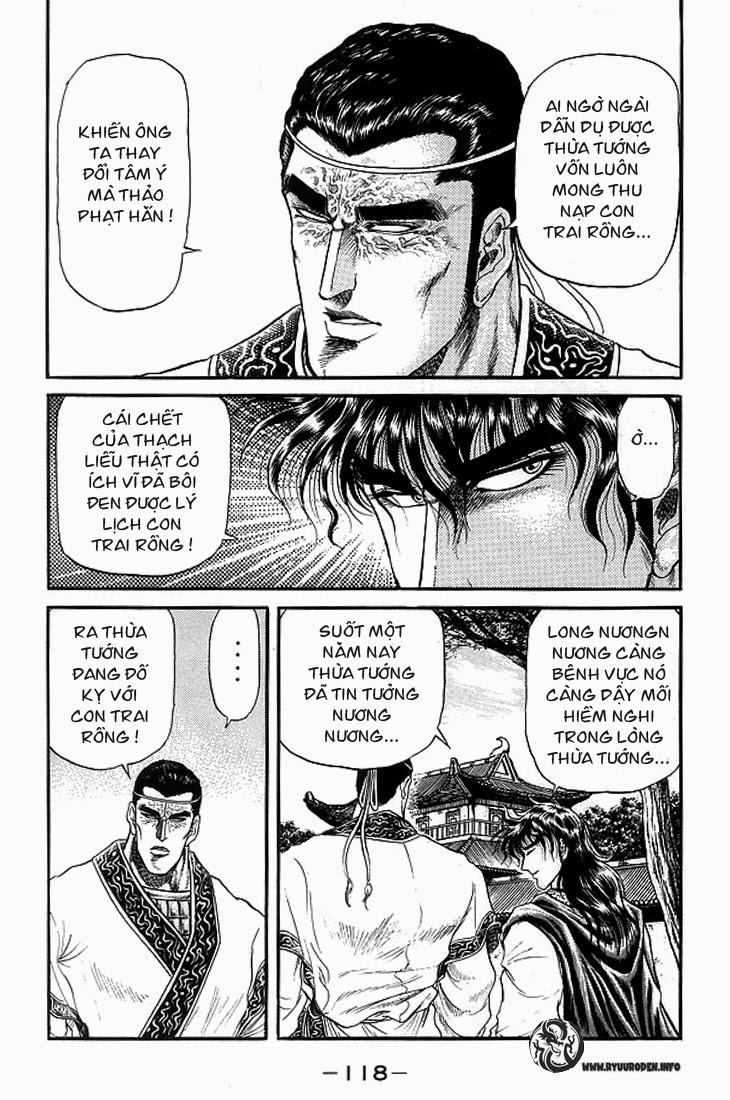 Chú Bé Rồng - Ryuuroden chap 10 - Trang 21