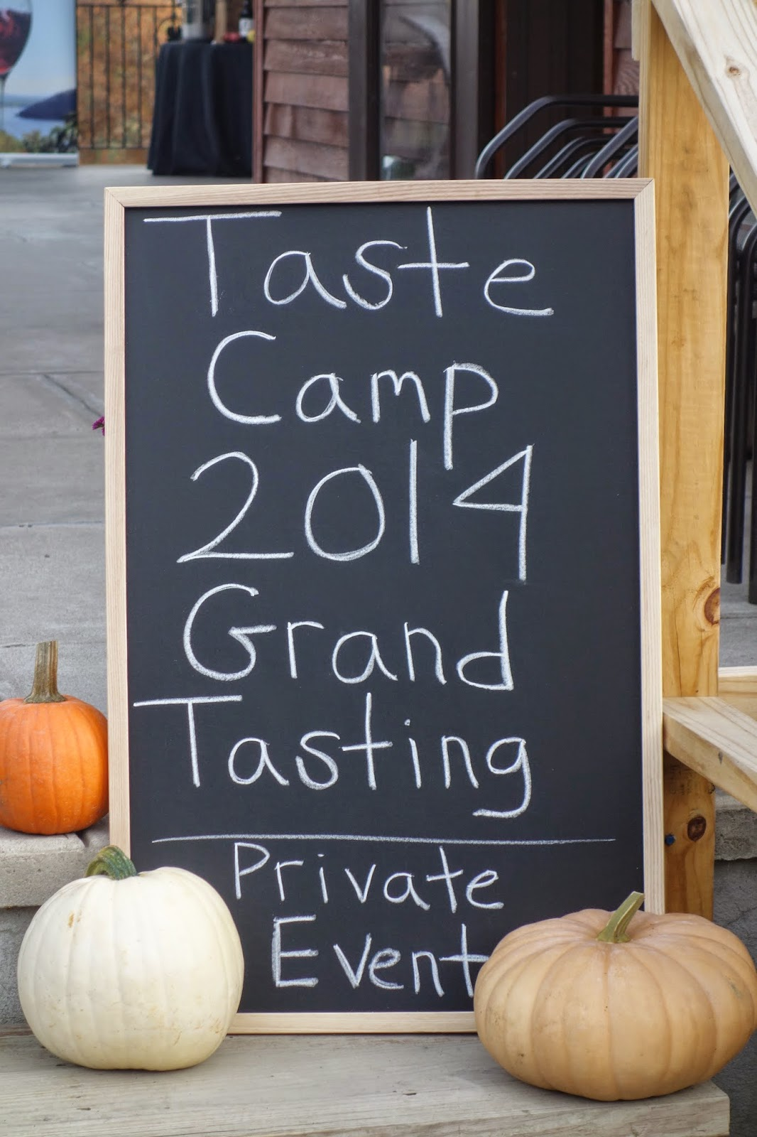 the passionate foodie tastecamp at hudson valley worthy wines