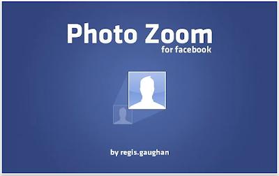 1 - Photo Zoom for Facebook - 自動放大FB上的相片!