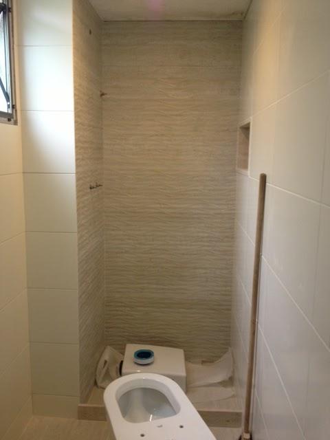 decorando com amor Reformando banheiro da suite -> Banheiro Pequeno Suite