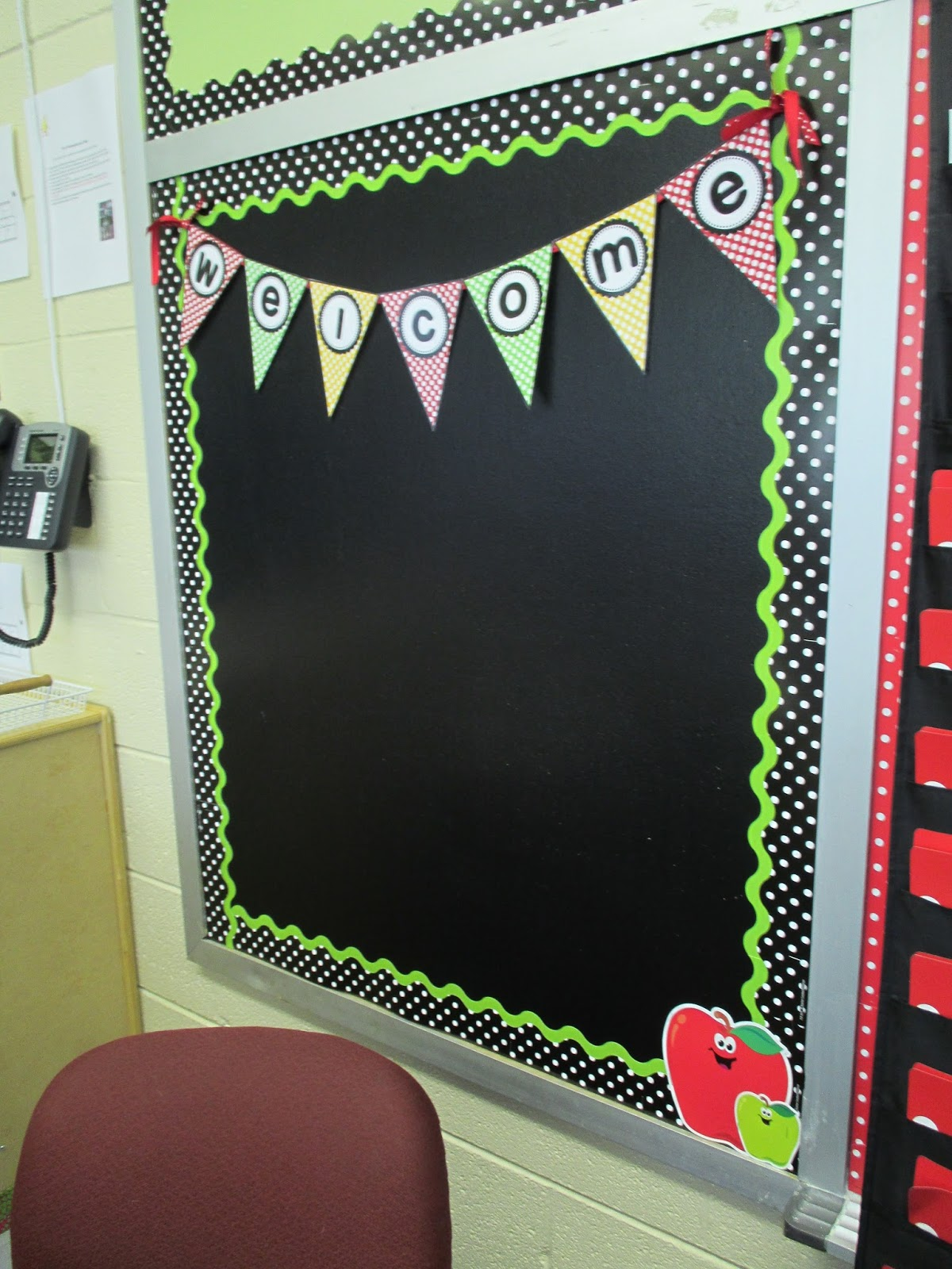 Tales of a teacherista my classroom for Back to school board decoration
