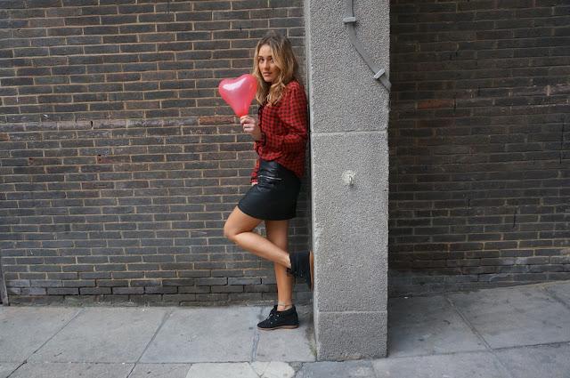chloeschlothes - ballon coeur et basket