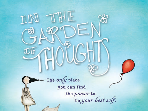 In the Garden of Thoughts by Dodinsky + Giveaway