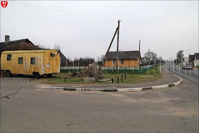Место битвы конфедератов М.Огинского с войсками А.Суворова