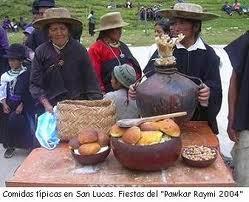 indígenas saraguros