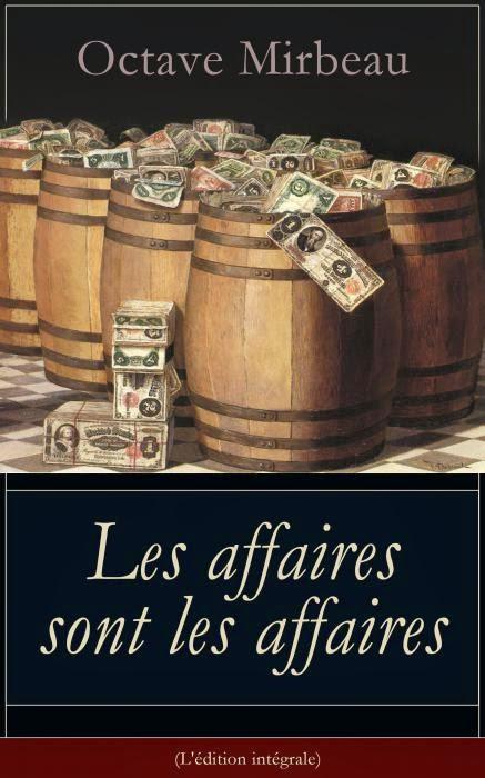 """""""Les affaires sont les affaires"""", E-artnow, janvier 2015"""
