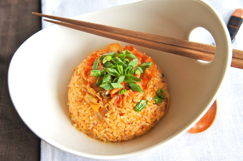 Seasaltwithfood: Kimchi Fried Rice
