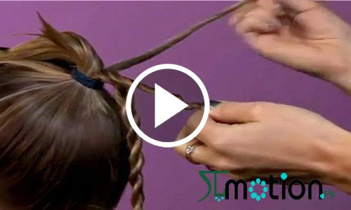 Video Tutorial To Make Cutest And Awesome Hairstyles For Little Girls