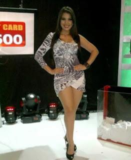Maria Fernanda Perez desnuda