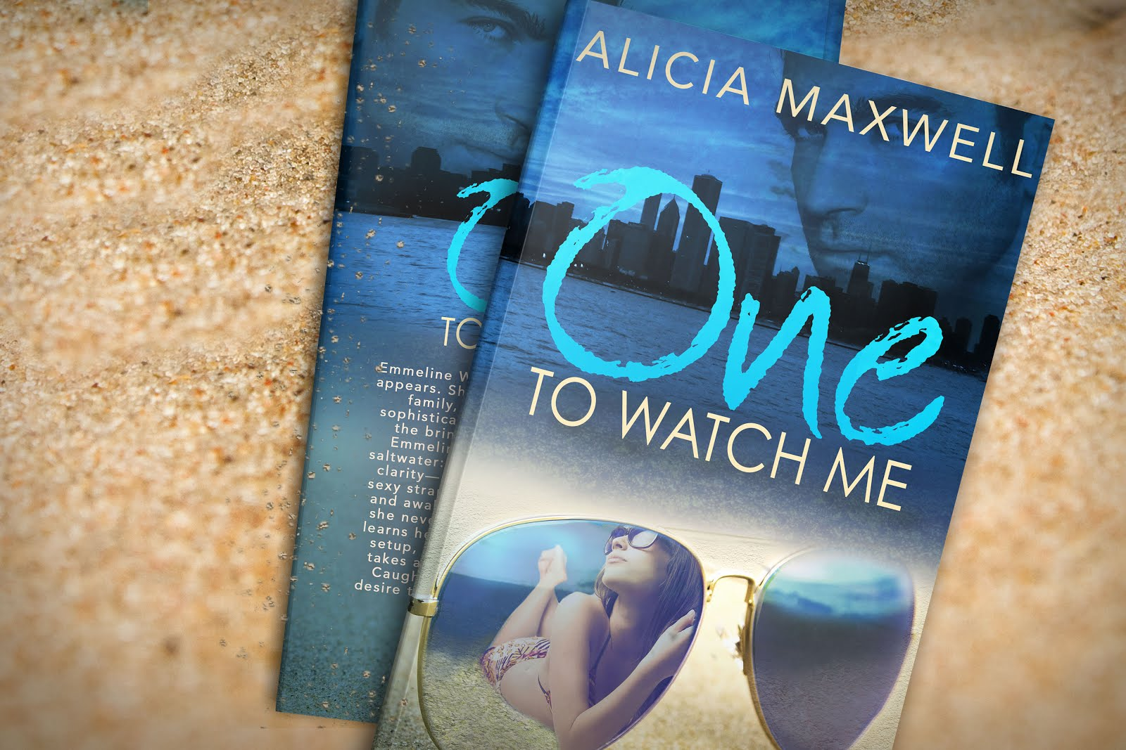 One To Watch Me Blog Tour