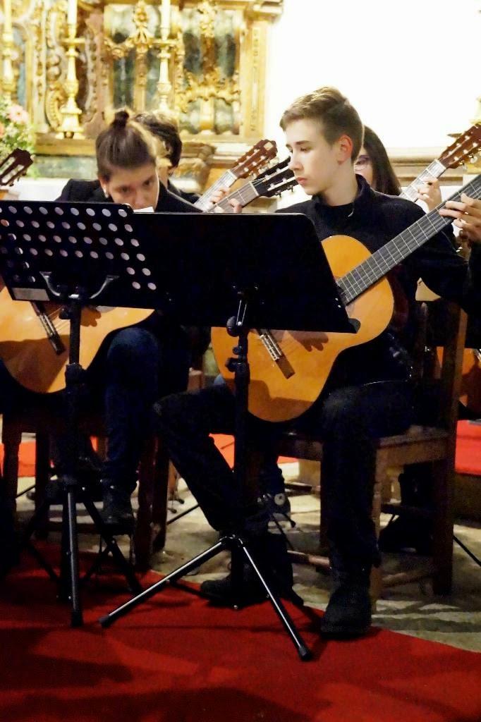 Gonçalo Maia Caetano no Concerto Comemorativo da Cidade da Guarda a 27 de Novembro de 2014