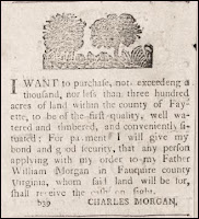 Article from Kentucky Gazette, Fayette County published 24 May 1788