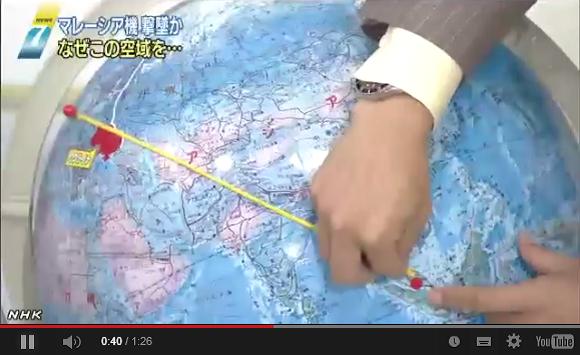 Terbongkar Inilah Sebab Sebenar Kenapa MH17 Melalui Ruang Udara Ukraine