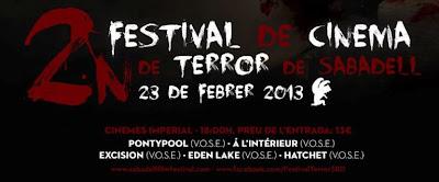 Segunda edición de este festival que se celebra en Sabadell