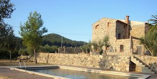 Casa rural la Torre del Valent de l'Aleixar