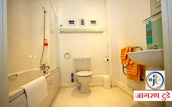 शौचालय और स्नानघर के एक साथ होने से जीवन पर प्रभाव