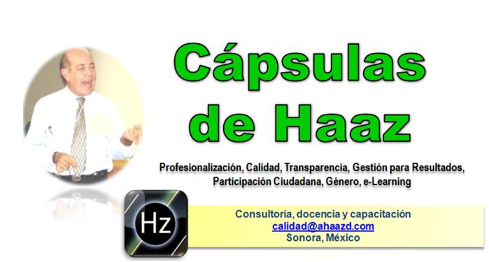 Cápsulas de Haaz