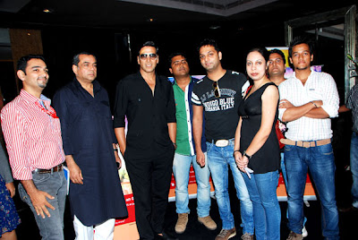 Akshay and Paresh promotes 'OMG Oh My God!' meets MTS winners