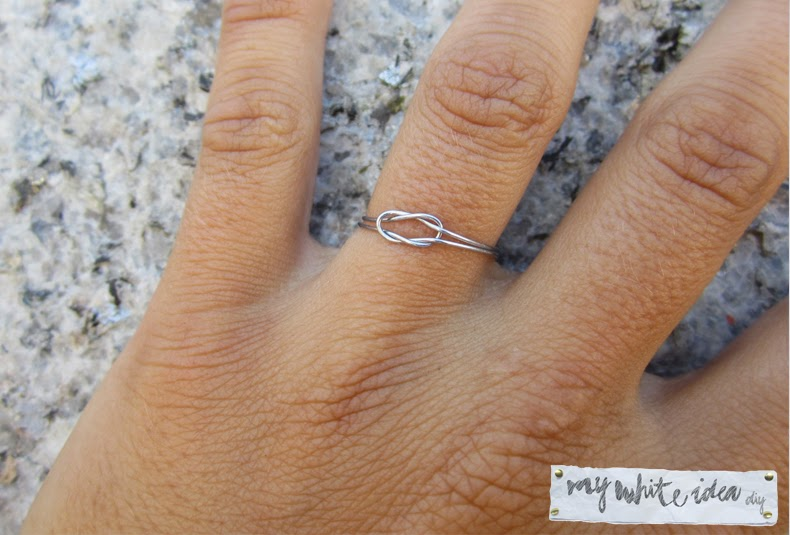 wire ring diy