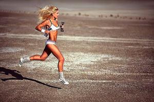 Упражнения для сжигания калорий