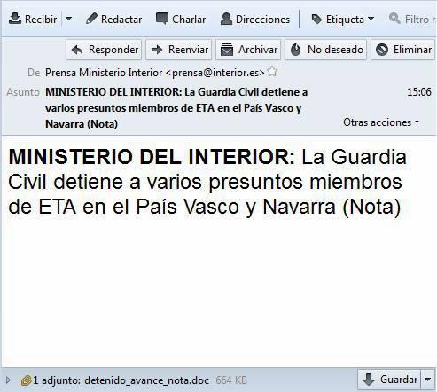 War to the world enero 2014 for Correo ministerio del interior