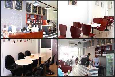 Venice Take A Way Coffee - Thức uống ngon mang phong cách Ý,quán cafe take away đẹp, điểm ăn uống 365