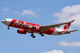 Pesawat AirAsia QZ 8501 Hilang Dari Surabaya ke Singapore