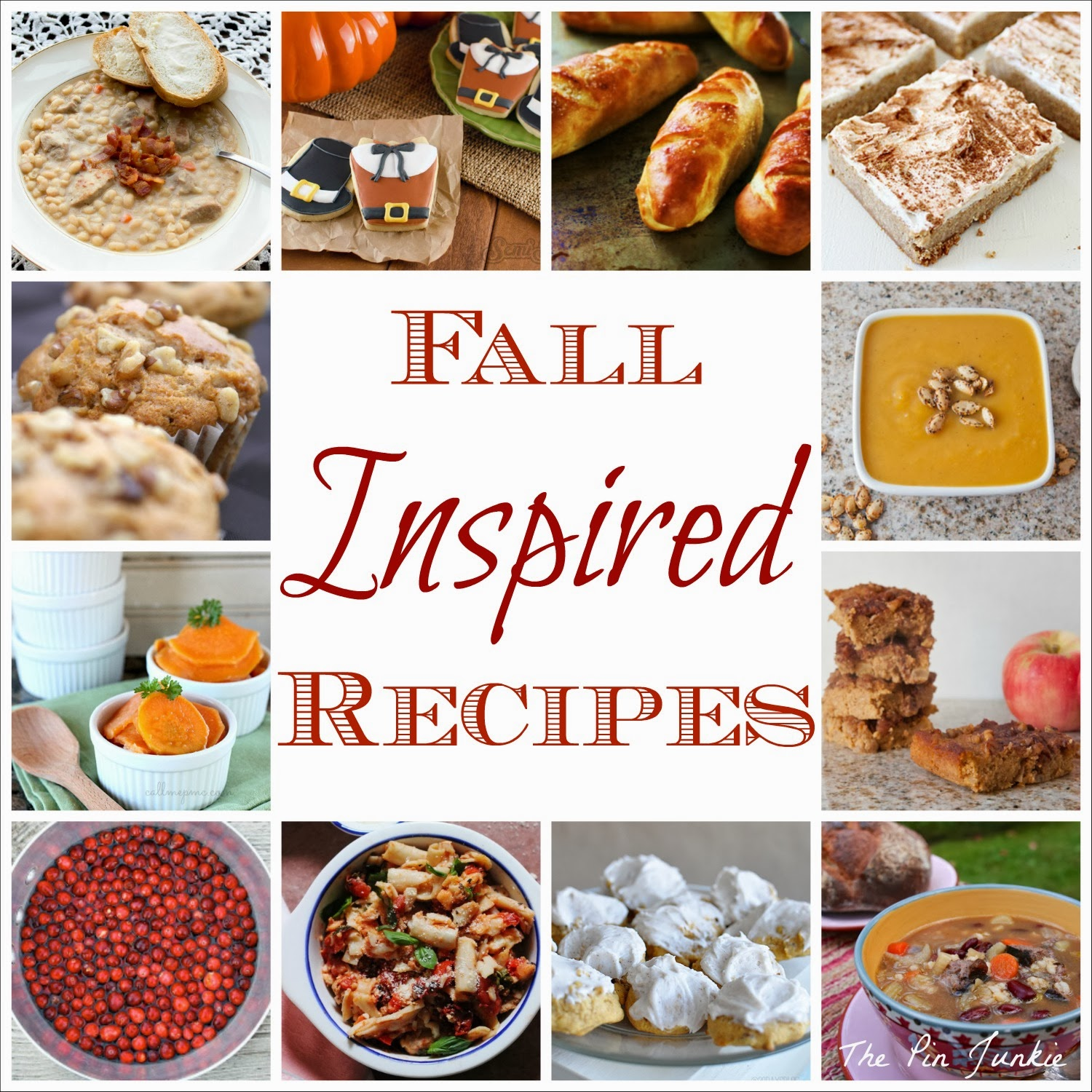 Fall recipes roundup for Fall cooking tips