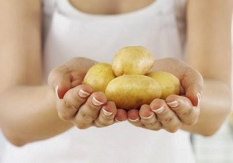 польза картофельного сока, лечебные свойства
