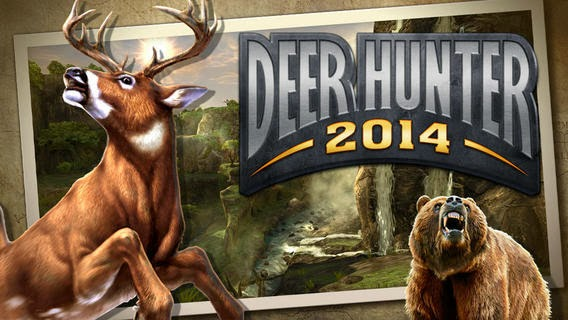 Deer Hunter 2014 Apk v2.0.1 Mod [Unlimited Money e Glu Gold]