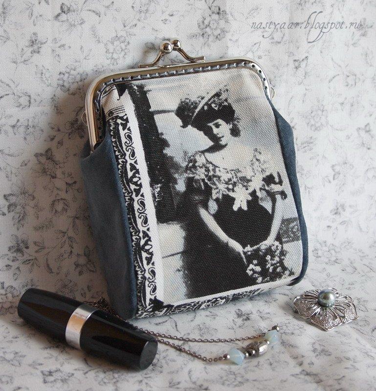 Маленькая сумочка, схема