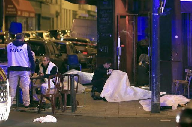 Μακελειό στο Παρίσι, σοκ στην Ευρώπη