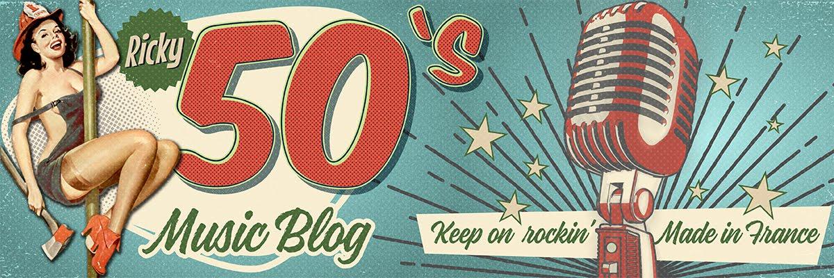 Fifties Music Blog