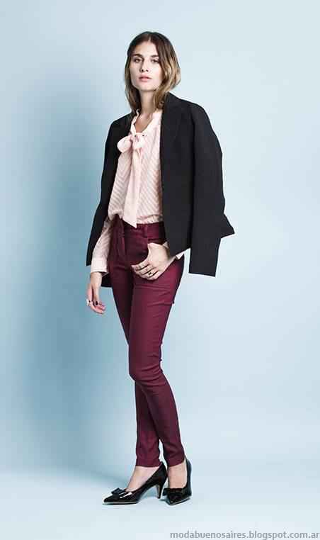 Ropa de moda invierno 2015 Sans Doute.