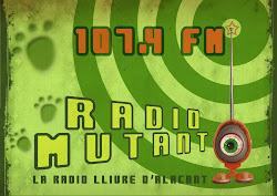 SINTONIZA RADIO MUTANT!!