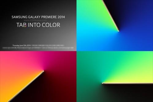 A giugno saranno presentati i nuovi tablet Samsung Galaxy Tab S
