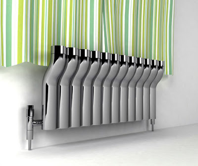 Creative Radiators and Unusual Radiator Designs (15) 15