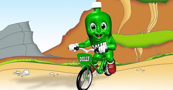Uma breve análise sobre a estratégias mercadológica do Refrigerante Dolly.