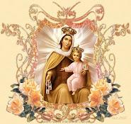 Virgen del Carmen, Madre del Monte Carmelo, ruega por nosotros